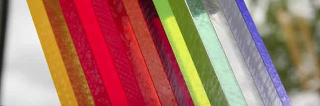 Szkło Lakierowane Dekoracyjne Lacobel Colorimo Krak Trans